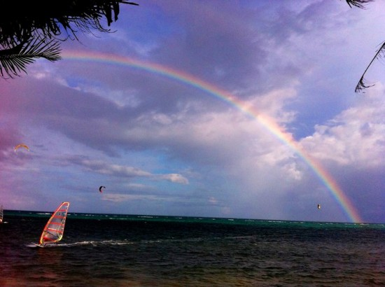 Windsurfing_Rainbow