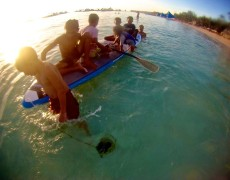Starboard SUP Boracay