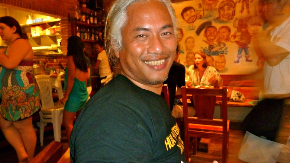 Tony Thailand, Starboard's web developer and friend of Reef Riders.