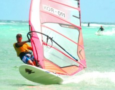 Boracay Windsurfing Video