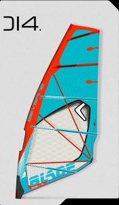 2014 Severne Blade Wave Sail
