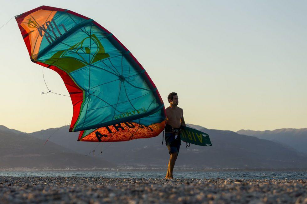 Airush Kiteboarding Boracay