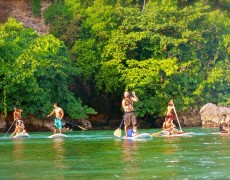 Windsurfing & SUP Adventure Tours Around Boracay & Aklan